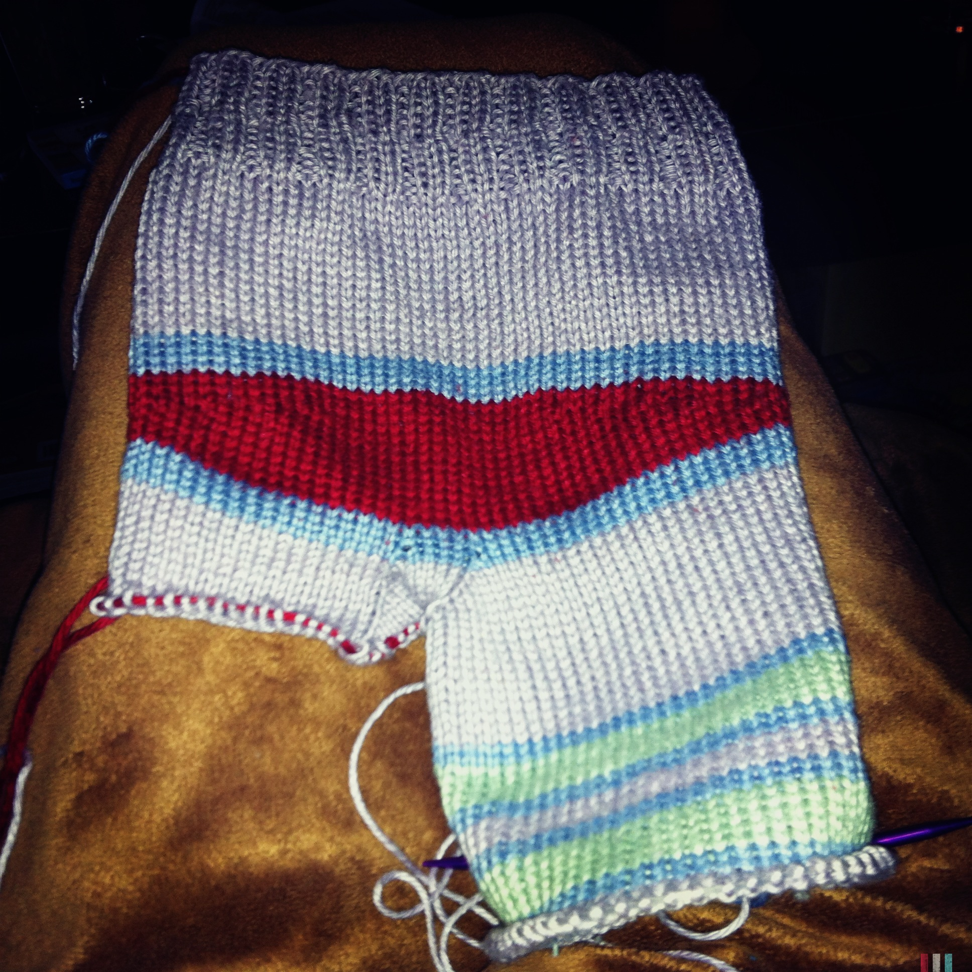 Knit Shorts Pattern : Monster Knit Pants Media Knits